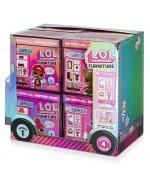 GIOCHI PREZIOSI L.O.L. Furniture con Doll LOL Surprise Spaces Pack