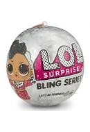 Giochi Preziosi L.O.L. Surprise Bling Glitter, 7 Livelli, Modelli Assortiti