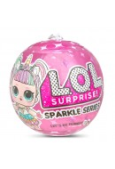 Giochi Preziosi L.O.L. Surprise! Sparkle Serie 3 con 7 Sorprese Sparkle series