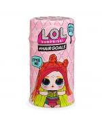 Giochi Preziosi L.O.L. Surprise Hairgoals Doll-Series 5 – 2 A, 15 sorprese