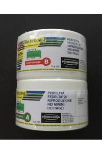PROCHIMA Gomma siliconica Nuova GSP 400-N plasmabile bicomponente 1:1