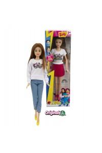 GIOCHI PREZIOSI Fashion Doll Sofì - ME CONTRO TE Bambola modello a scelta